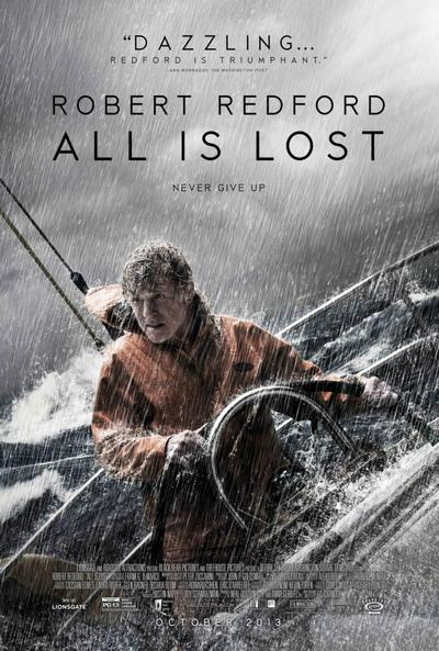 all is lost redford