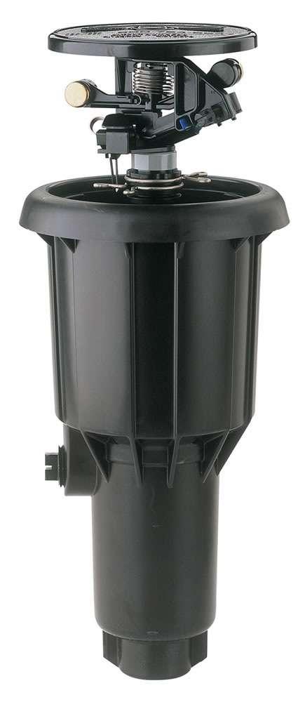 arroseur turbine sprinkler maxi paw rain bird buse bleue. Black Bedroom Furniture Sets. Home Design Ideas