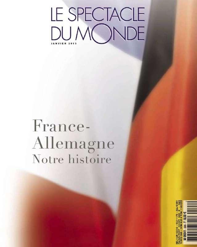 Le Spectacle du Monde N°596 Janvier 2013