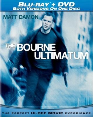 The Bourne ultimatum (2007) Blu Ray Full VC-1 I DTS 5.1 ITA