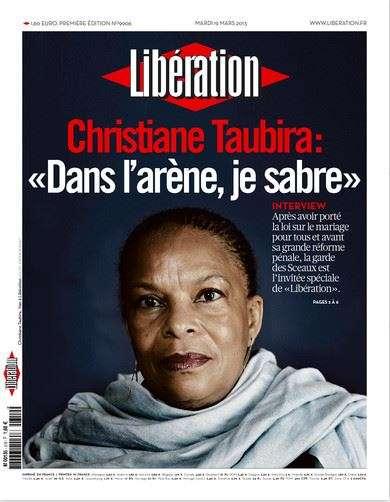 Libération Mardi 19 mars 2013