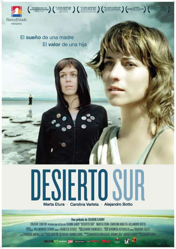 desiertoc Shawn Garry   Desierto sur aka South Desert (2008)