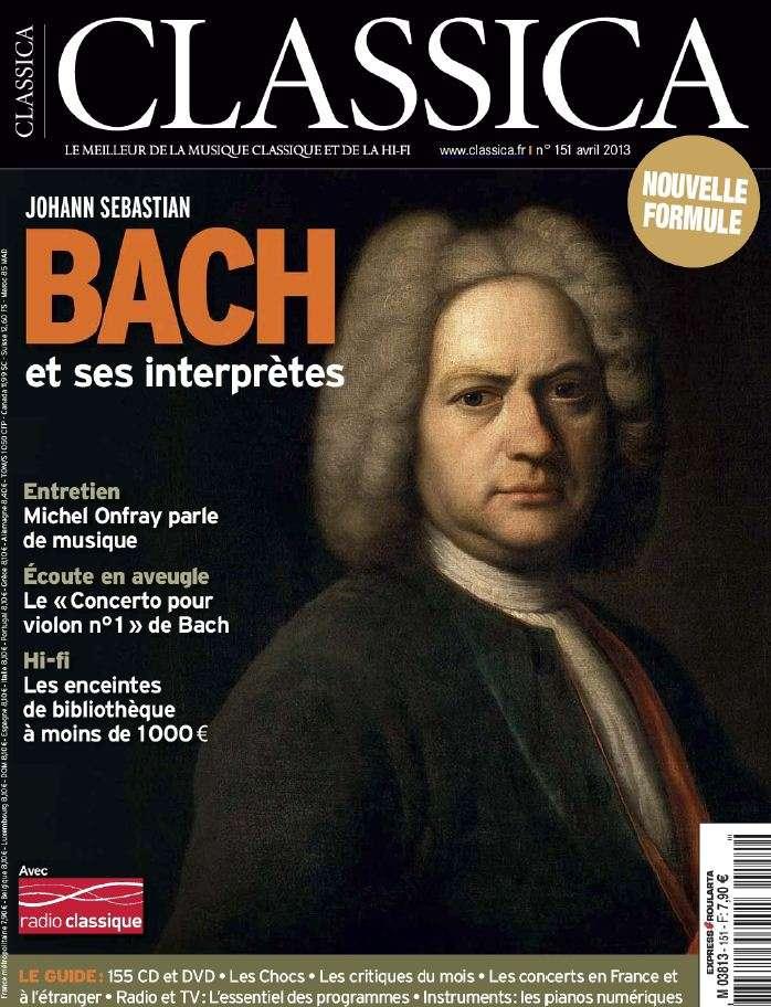 Classica N°151 Avril 2013