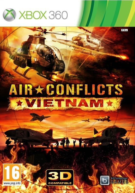 Air Conflicts Vietnam XBOX360-HR [REGION FREE]