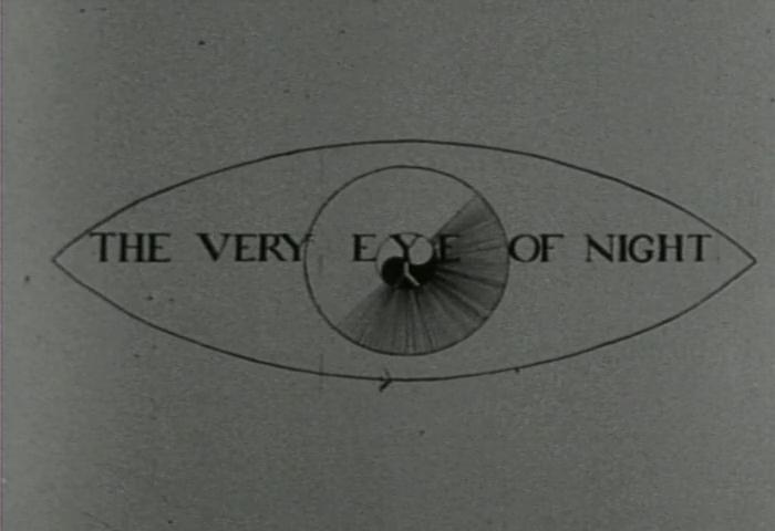 theveryeyeofnight195815 Maya Deren   The Very Eye of Night (1958)
