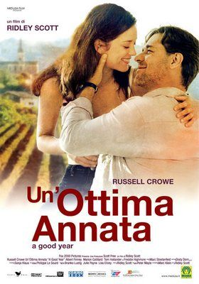 Un'ottima annata - A good year (2006) DVD9 ITA-ENG COPIA 1:1