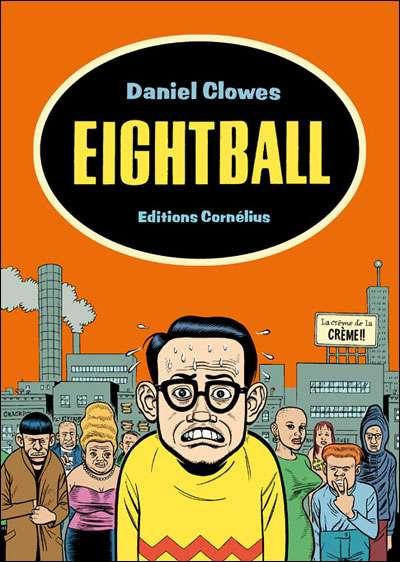 9782915492613 Daniel Clowes   Eightball (1989 2004)