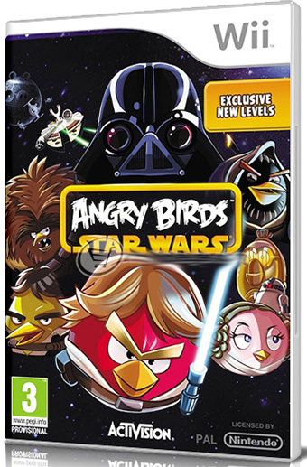 [WII] Angry Birds Star Wars - SUB ITA
