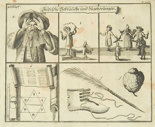 juedischesceremoniel Various   The Rare Books Collection (1473   1793)