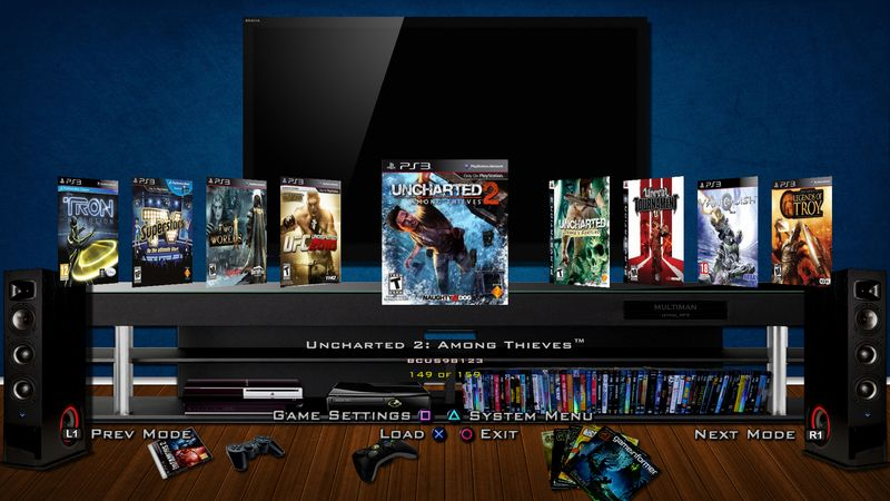 Download Multiman Theme For Ps3