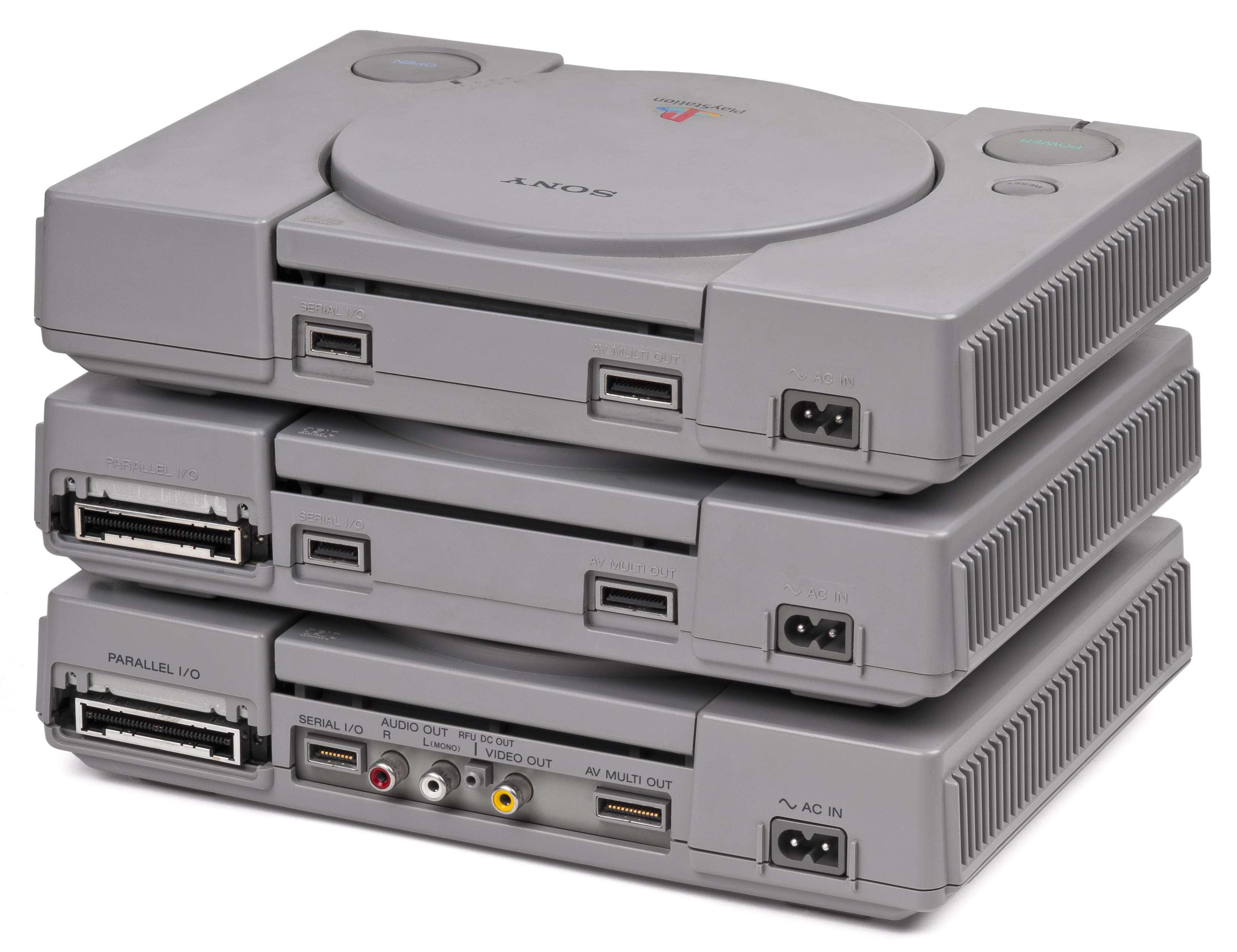 Sony Playstation 1 Scph 1002 Lector De Cd De Alta Fidelidad Zona De Pruebas