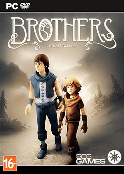 Brothers A Tale of Two Sons - FLT - Tek Link indir