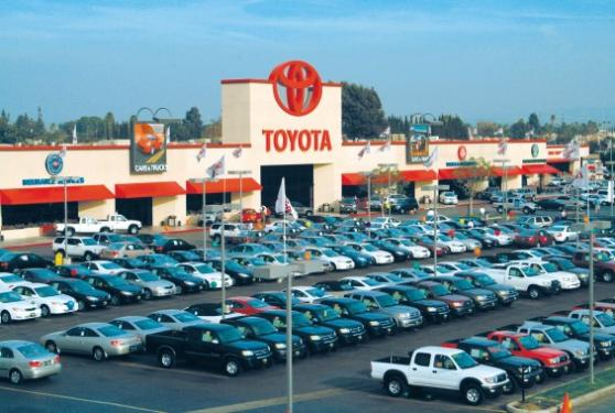 Volvo Dealerships In California >> The largest Toyota dealership of the World – Longo Toyota | Only cars and cars